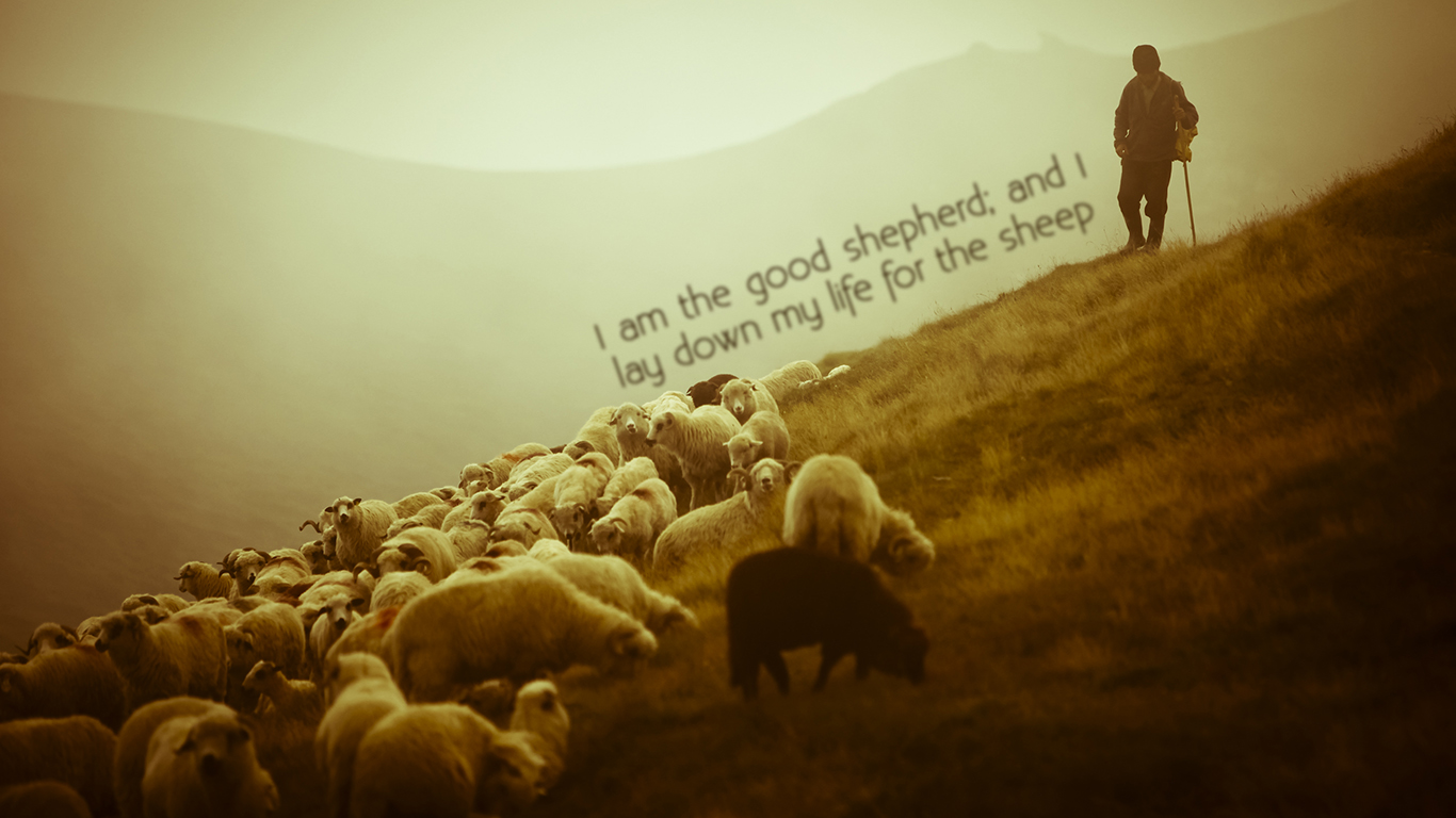 3d Christian Wallpapers Backgrounds The Shepherd Christian Wallpapers