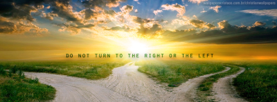 Do not Turn! | Christian Wallpapers