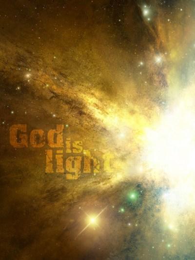 God is Light! | Christian Wallpapers