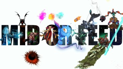 Mid Or Feed 2 1920x1080 | Wallpapers Dota 2 private collection, Background Image
