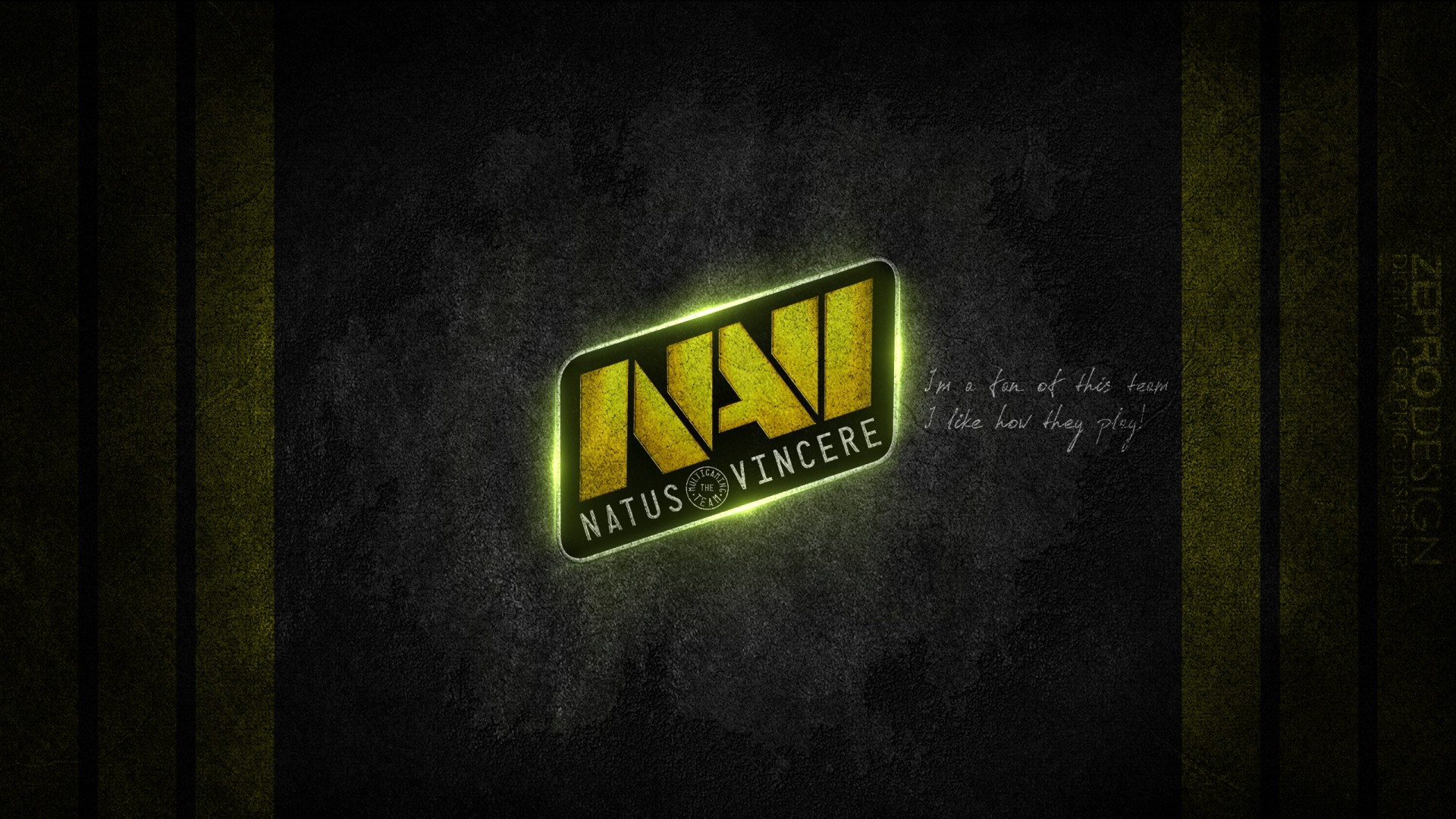 Fnatic Wallpaper Iphone Natus Vincere Navi Download Hd Wallpapers Wallpapers