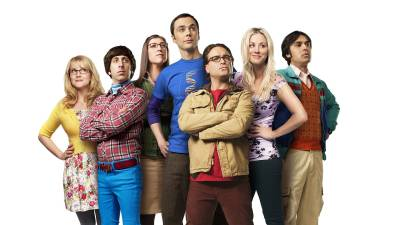 The Big Bang Theory Wallpapers High Resolution and Quality Download