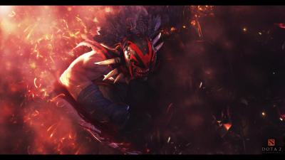 Dota 2 HD wallpapers free download
