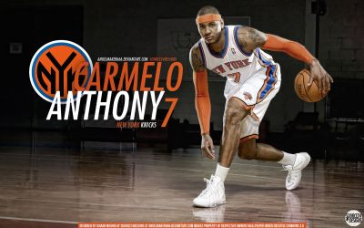 Carmelo Anthony Wallpapers High Resolution and Quality Download