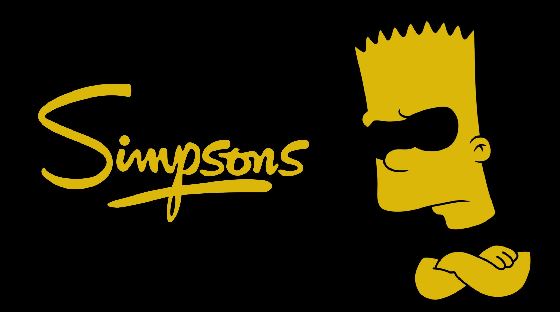 Cool Graffiti Wallpapers Hd Bart Simpson Hd Wallpapers