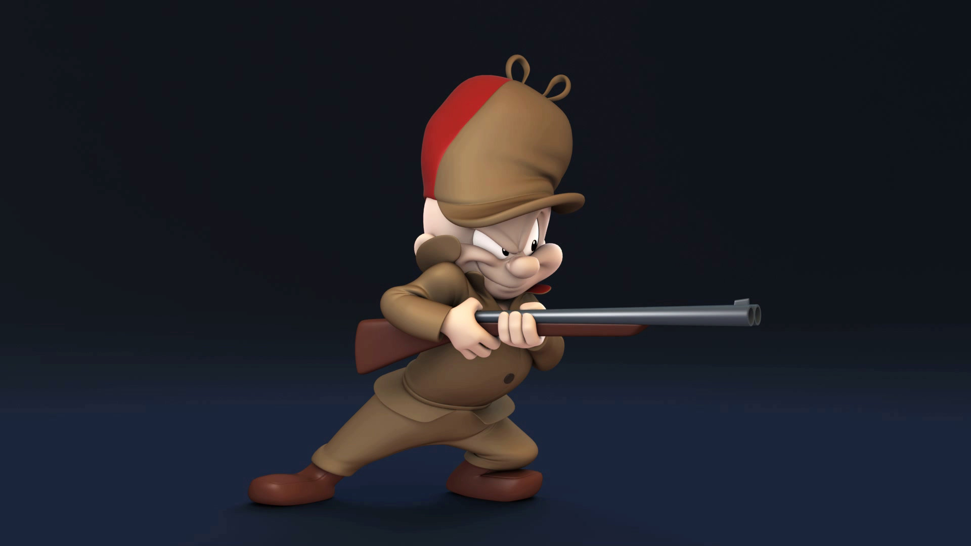 3d Animation Desktop Wallpapers Free Download Elmer Fudd Hd Wallpapers