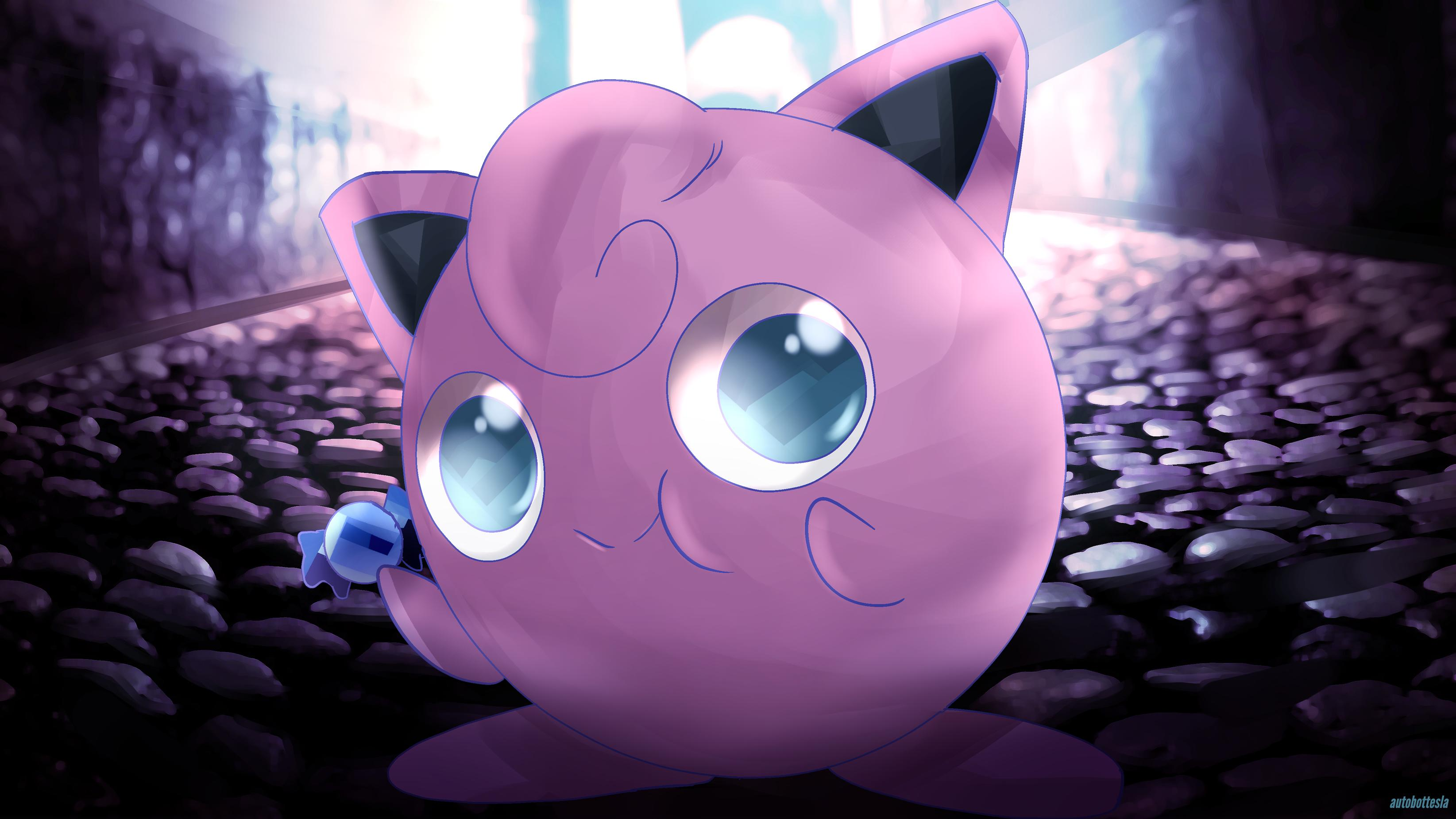 Android Phone Wallpaper 3d Jigglypuff Hd Wallpapers