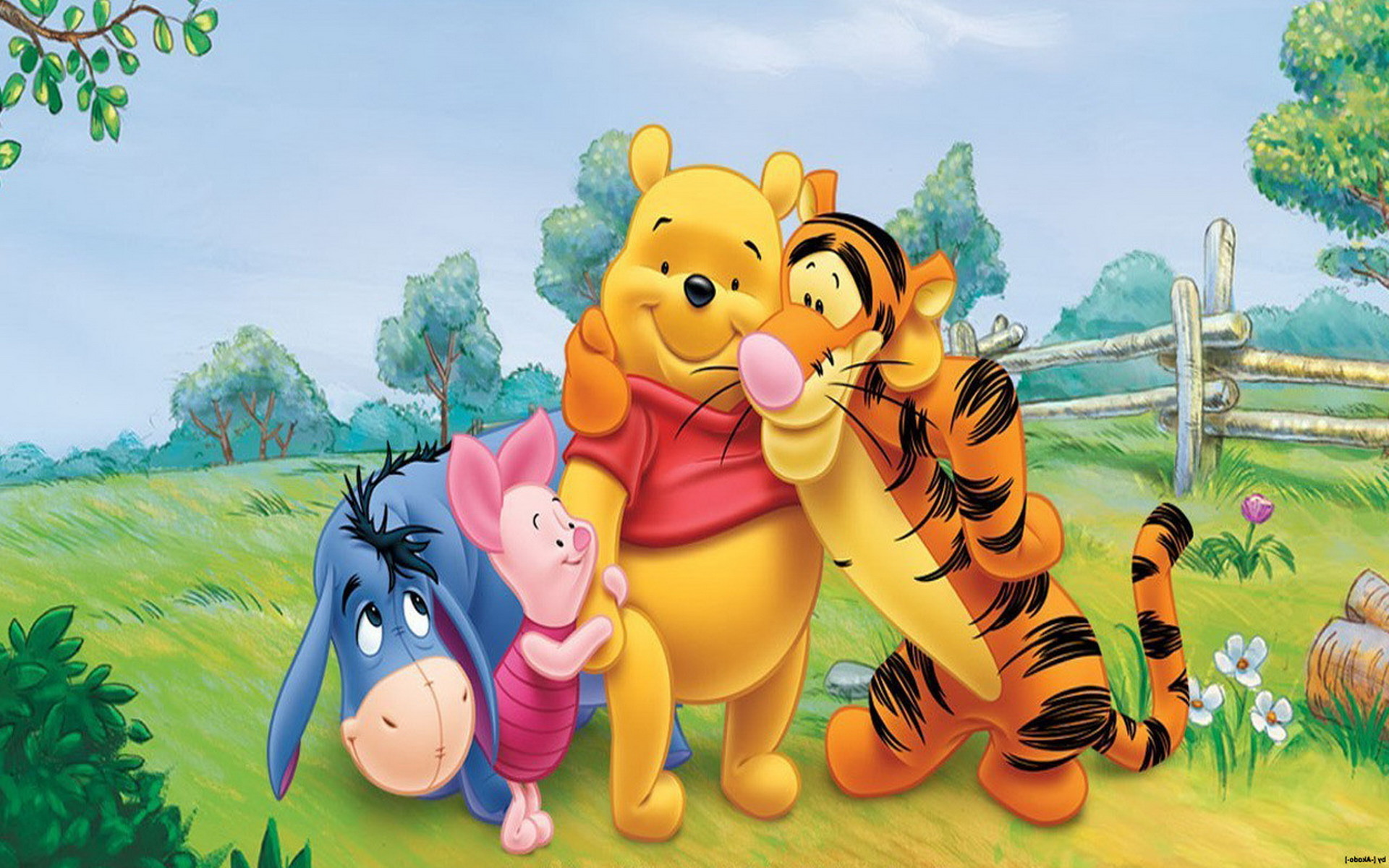 Cute Pooh Bear Wallpapers Winnie The Pooh Hd Wallpapers