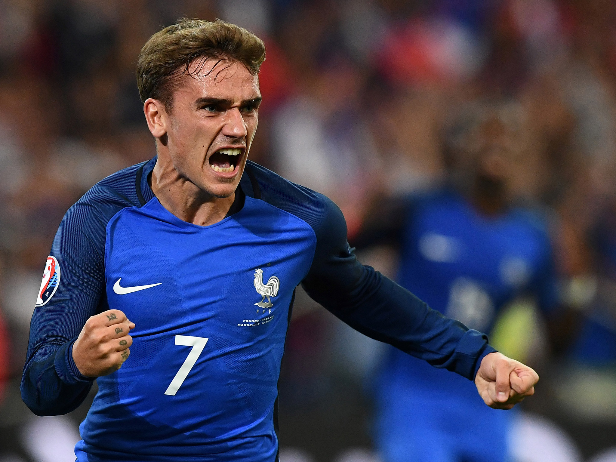 Football Wallpapers Hd For Android Antoine Griezmann Hd Wallpapers