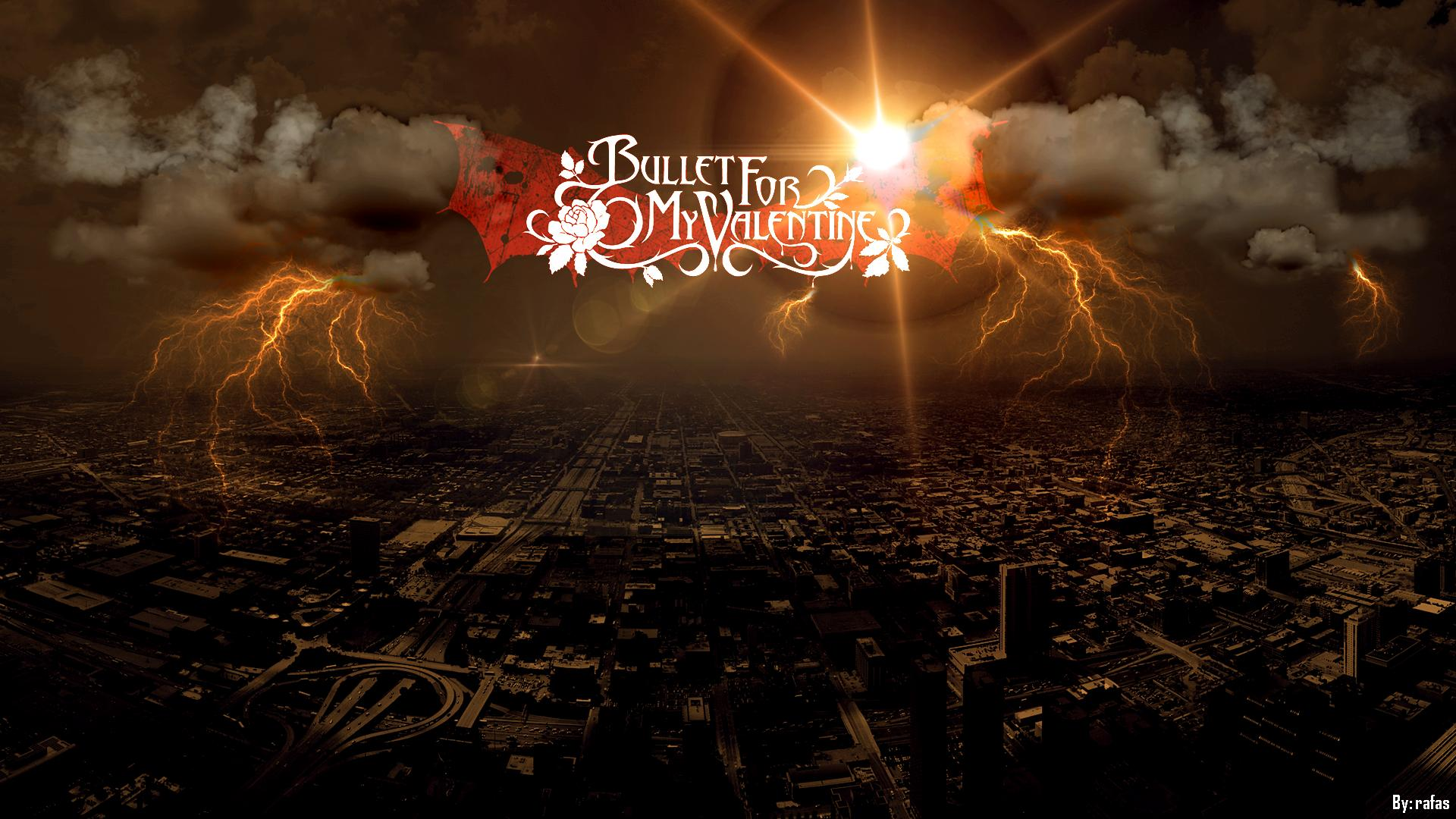 Band Wallpapers Hd Bullet For My Valentine Hd Wallpapers