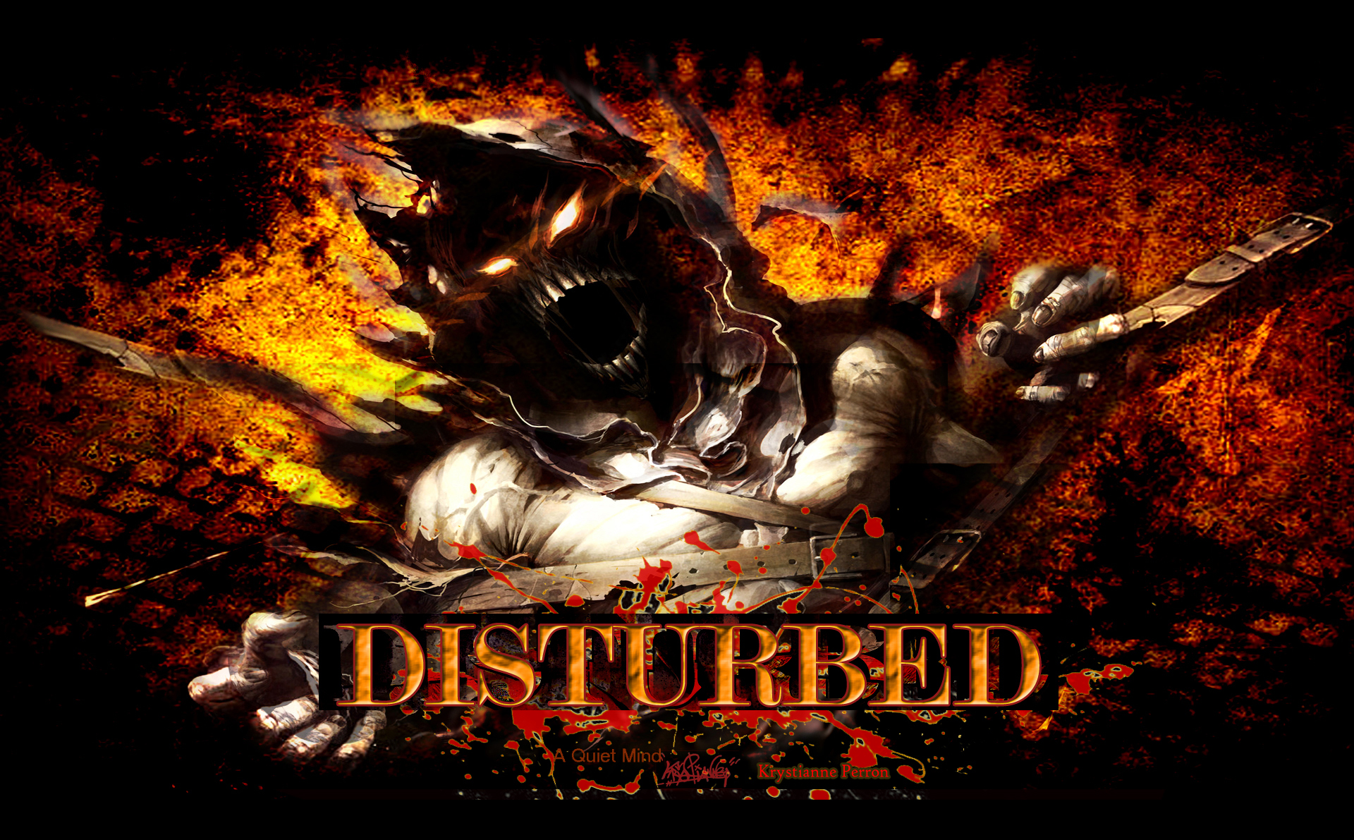 Fall Out Boy Wallpaper Desktop Disturbed Hd Wallpapers