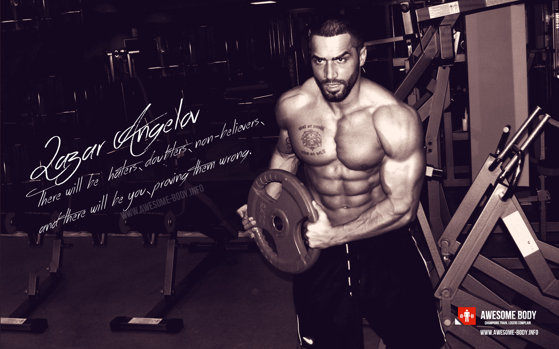 Motivational Sports Quotes Wallpaper Lazar Angelov Hd Wallpapers