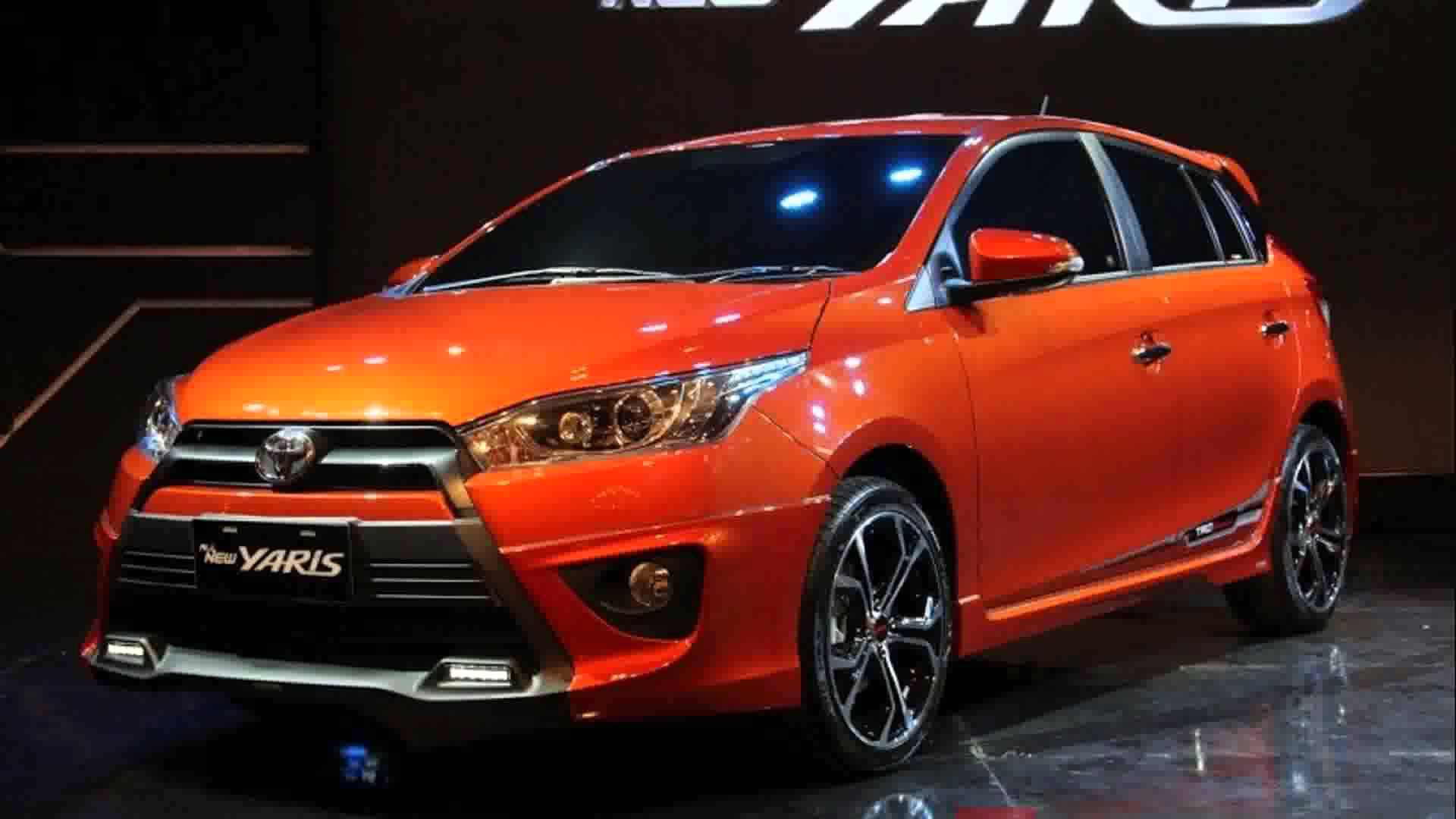 Toyota Cars Wallpapers Free Download Toyota Yaris Hatchback 2017 Hd Wallpapers
