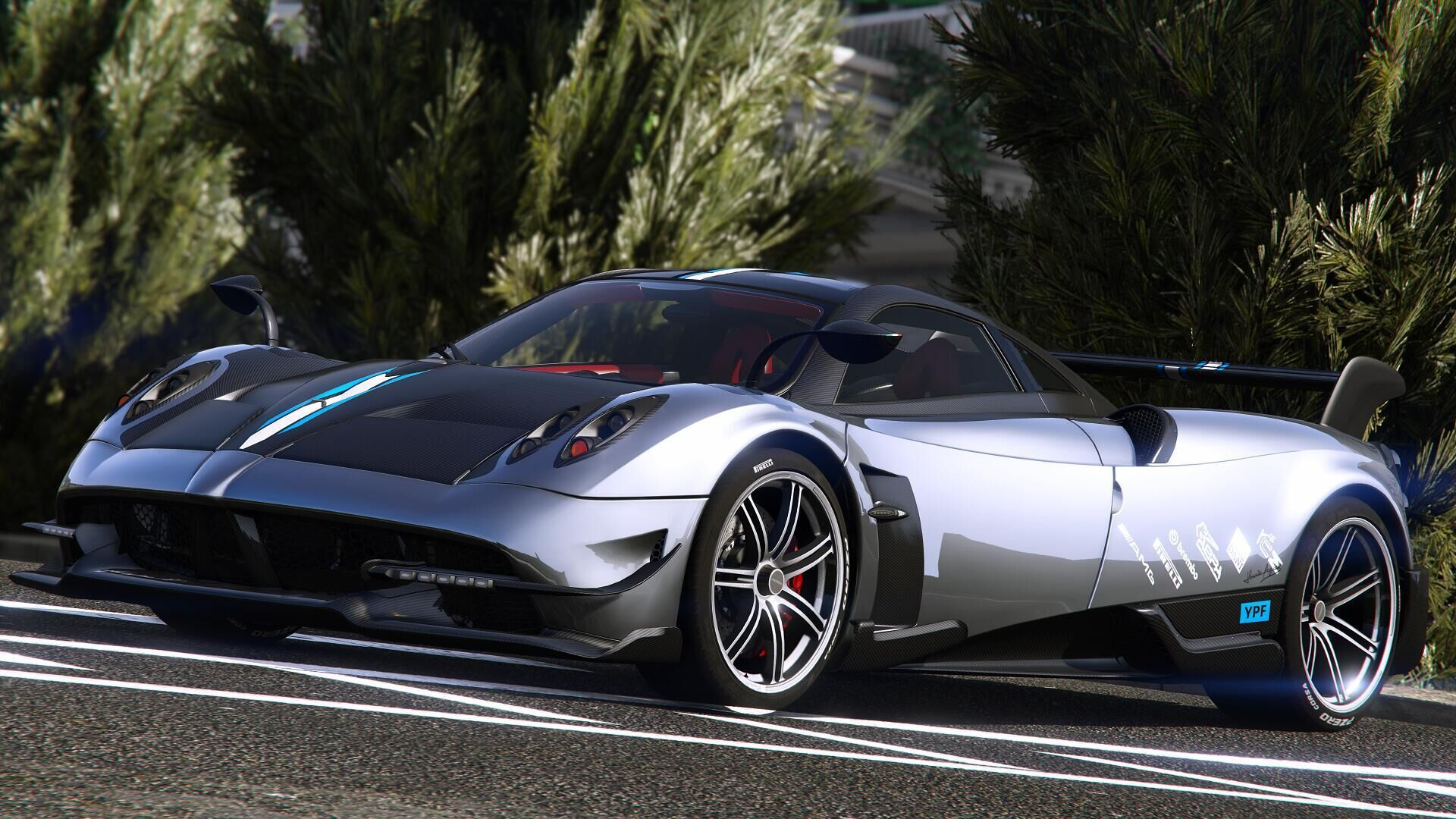 Mercedes Sports Cars Wallpapers Pagani Huayra Bc Wallpapers Backgrounds
