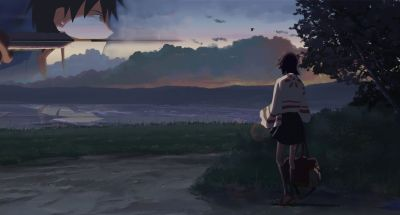5 Centimeters Per Second Wallpapers Backgrounds