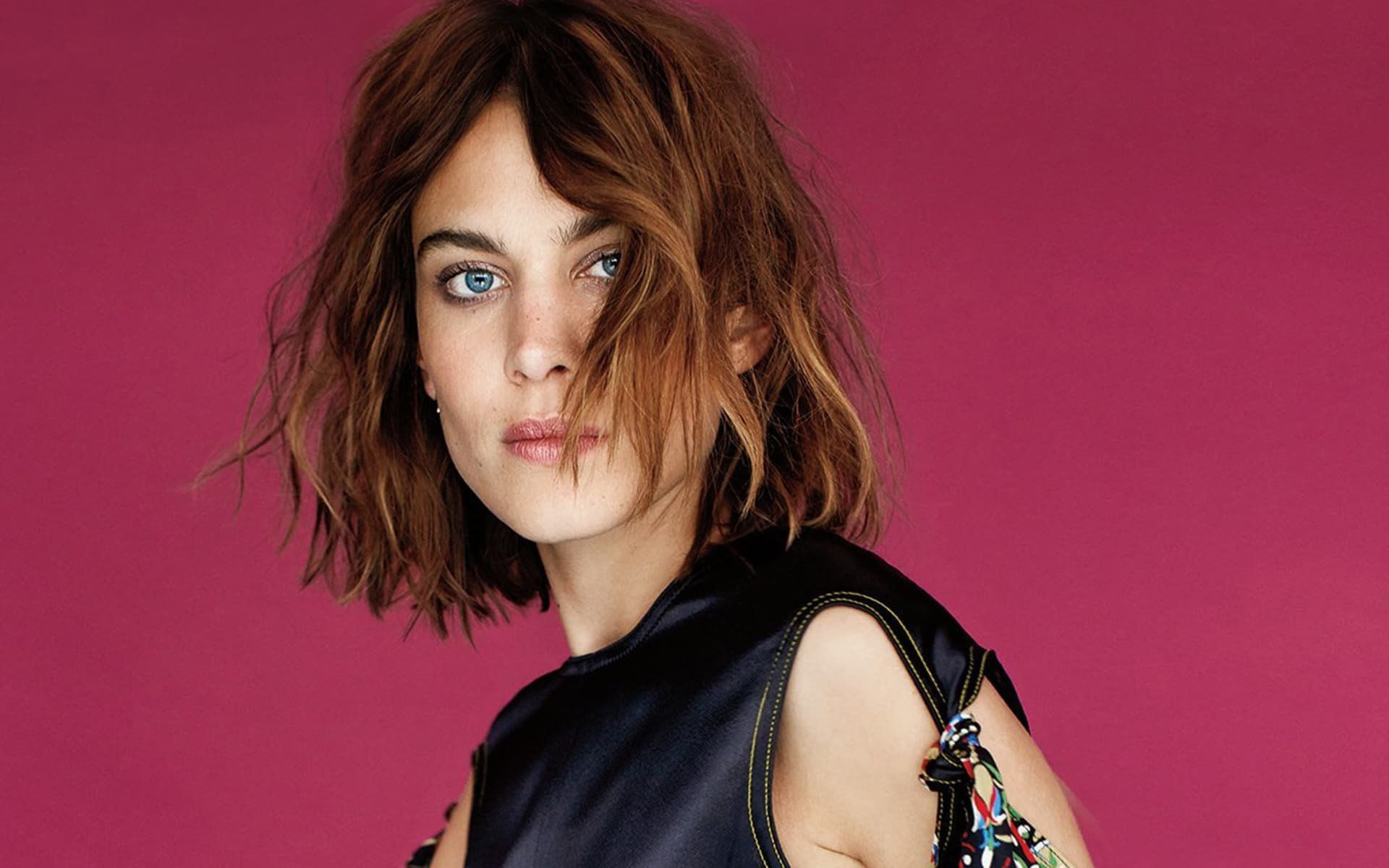 Completely Girls Wallpapers Alexa Chung Wallpapers Backgrounds