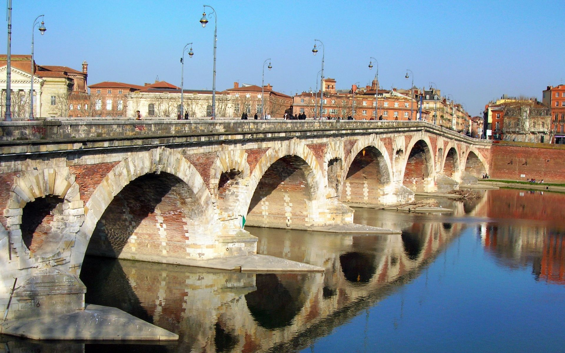 All Cars Wallpapers Backgrounds Pont Neuf Toulouse Wallpapers Backgrounds