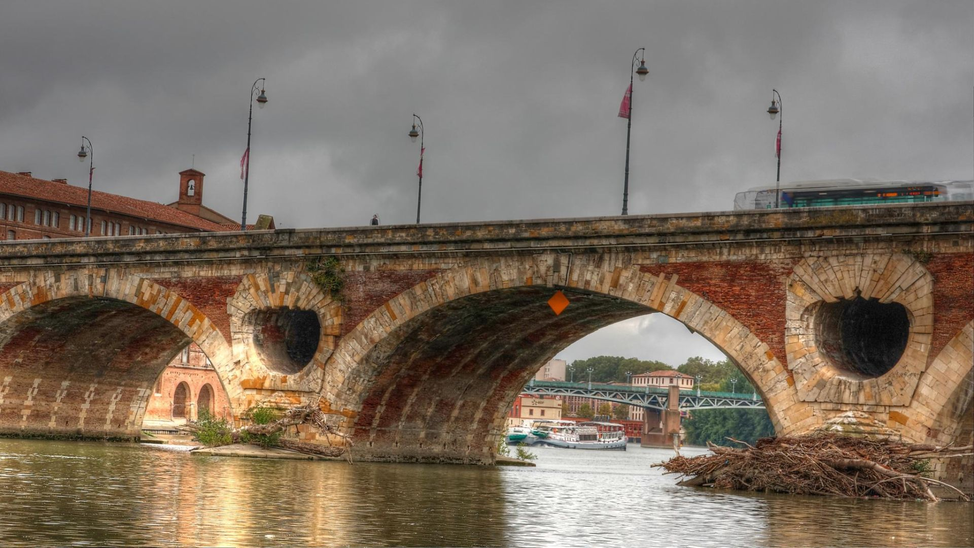 Girls Sports Wallpaper Pont Neuf Toulouse Wallpapers Backgrounds