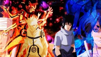 Naruto and Sasuke vs Madara Wallpapers (49+ pictures)