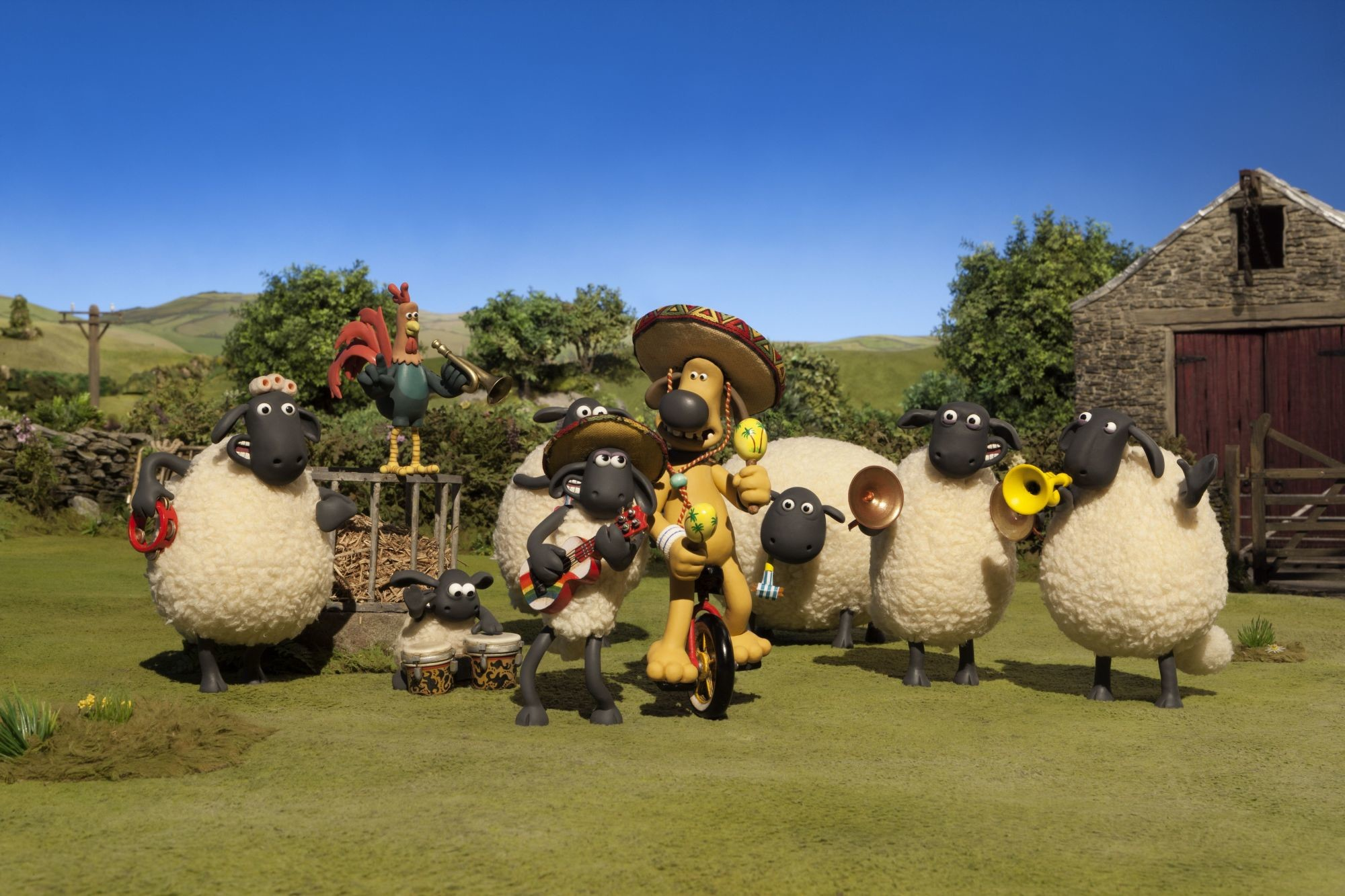 Shaun The Sheep Wallpaper 75 Pictures