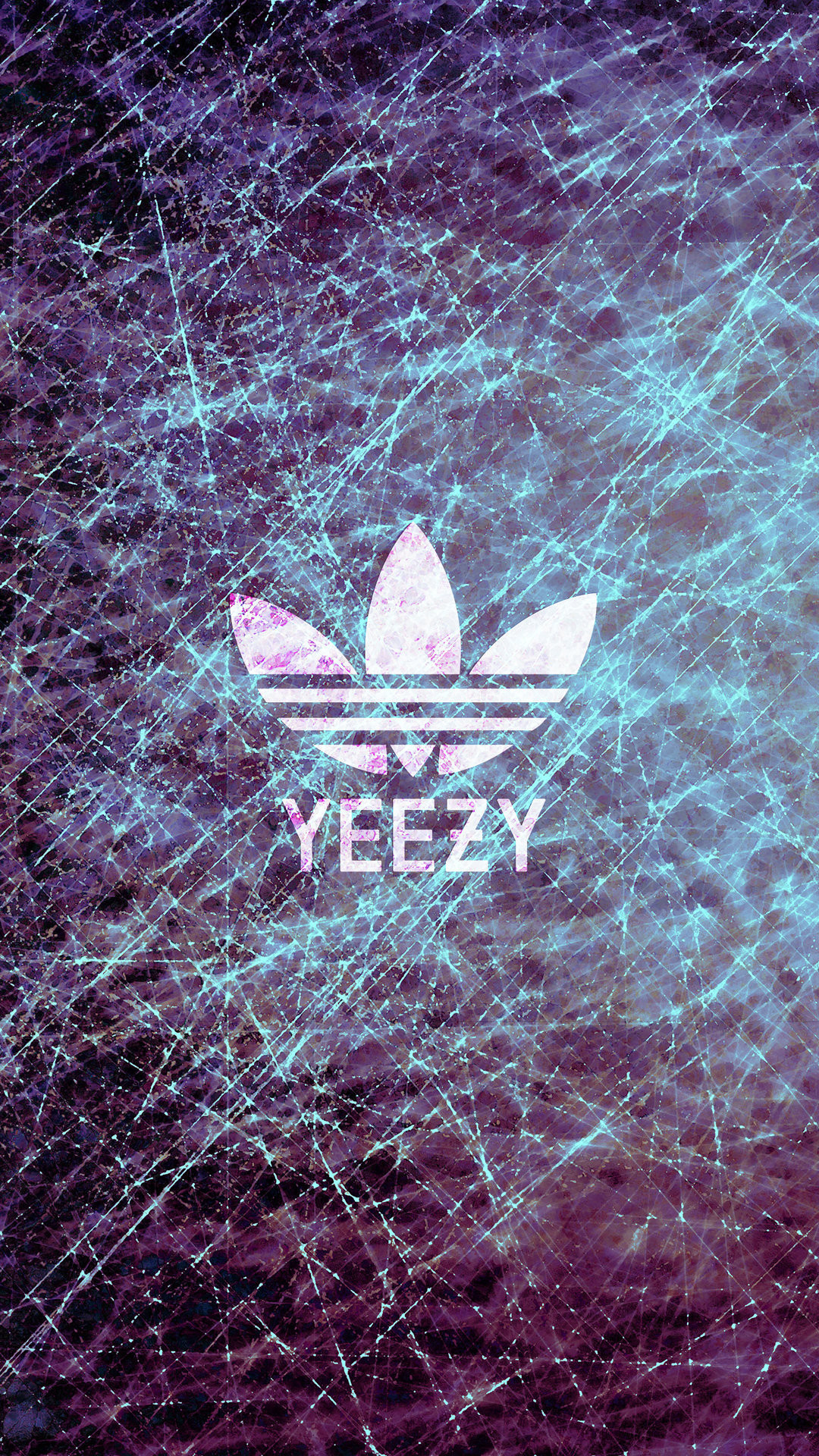 Adidas Logo Wallpaper Iphone Yeezy Wallpapers 74 Pictures