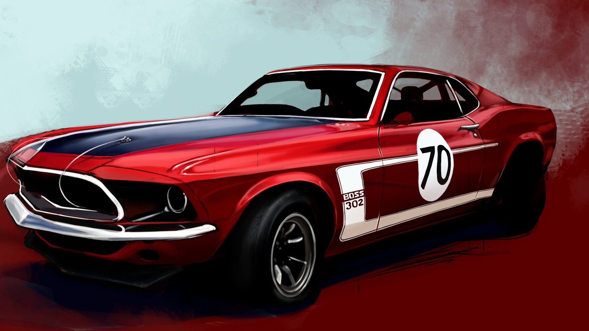 Drift Car Wallpaper 1920x1080 Ford Mustang Wallpapers 68 Pictures