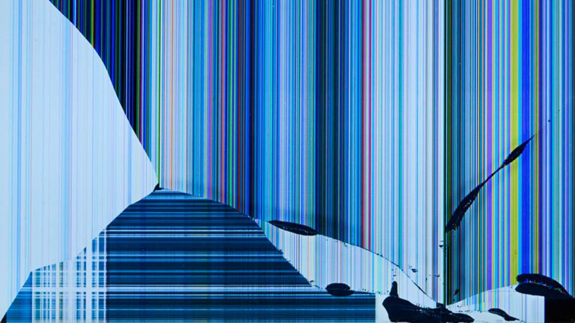 Smart Phone Wallpapers Girls Cracked Computer Screen Wallpaper 67 Pictures