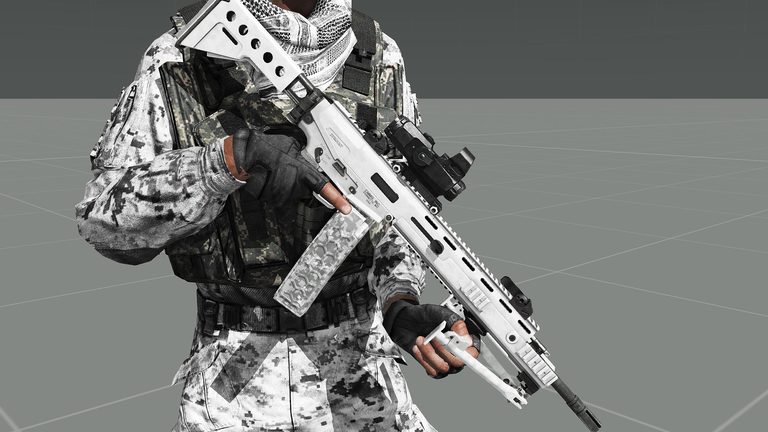 Sniper Rifle Wallpaper Hd Snow Camo Wallpaper 37 Pictures