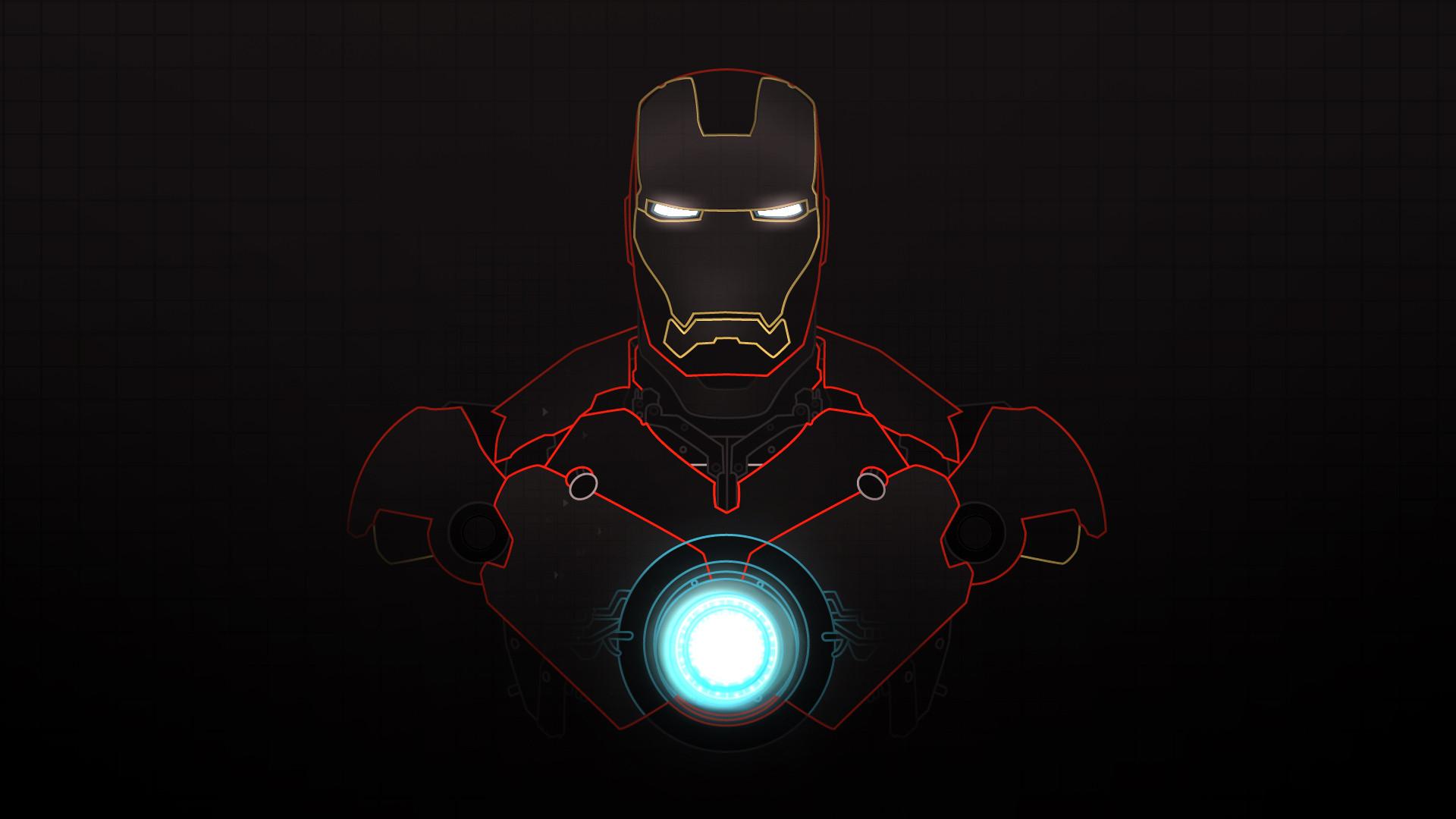 Wallpaper Monster Inc 3d Iron Man Wallpaper 4
