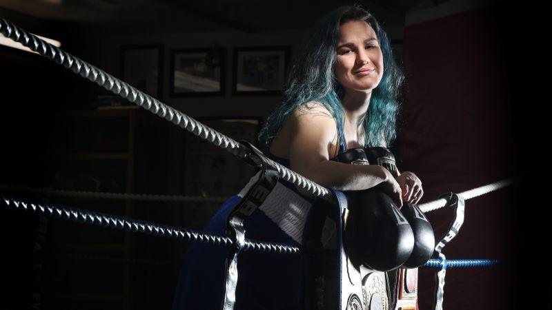Boxing Ring Wallpaper Hd Wallpaper Girl Sports Boxing Winner Sport 11214