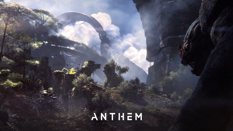 Hd Dark Quotes Wallpapers Wallpaper Anthem 4k Screenshot Gameplay E3 2017 Games