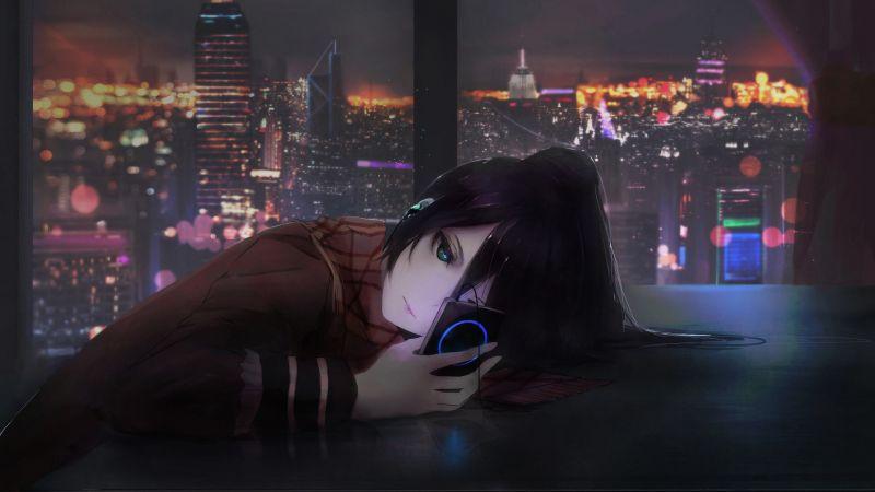 Wallpaper 8k Girl Anime 4k Wallpapers For Desktop Amp Mobile