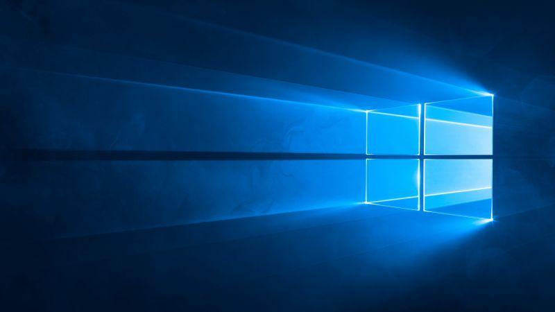 Fall Dual Monitor Wallpaper Wallpaper Windows 10 4k 5k Wallpaper Microsoft Blue