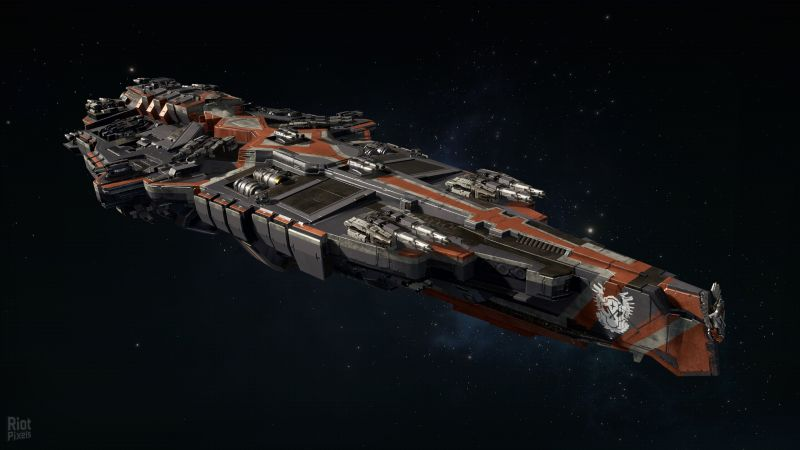 Iss Hd Wallpaper Wallpaper Dreadnought Space Ship Pc Ps 4 Xbox One