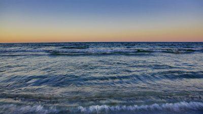 Wallpaper Lake Aurora, 4k, HD wallpaper, Florida, night, sky, stars, OS #12771