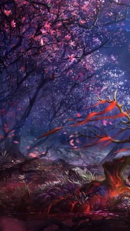 3d Mushroom Garden Wallpaper Download Fantasy Wallpapers Hd Images For Desktop And Mobile 4k 8k