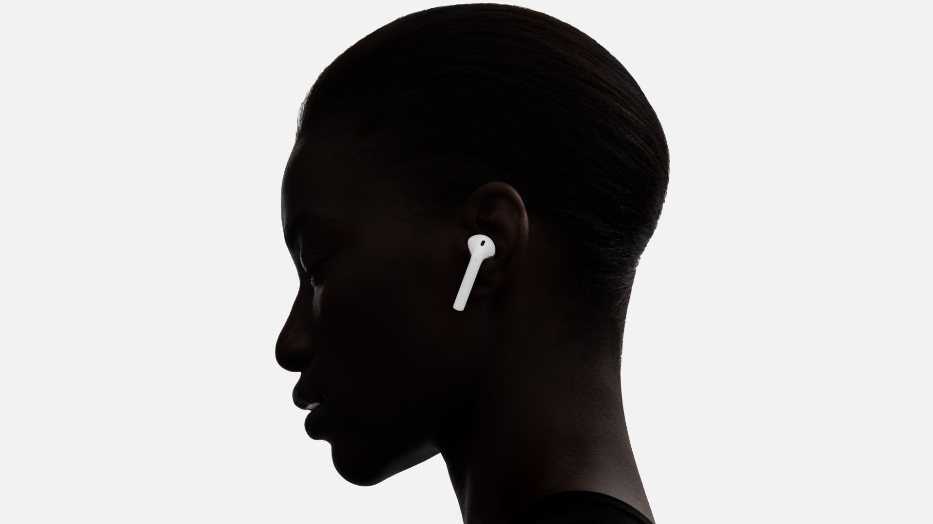 Rose Gold Wallpaper With Quotes Wallpaper Airpods Iphone 7 Review Woman Headset