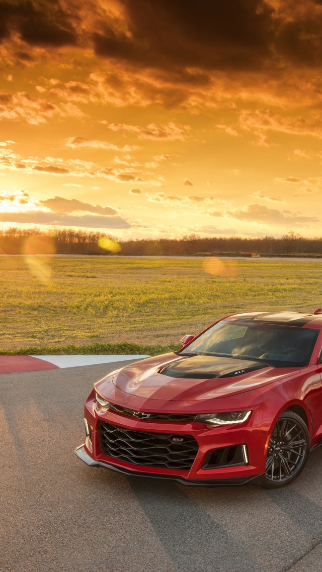 Girls 4k Wallpaper Wallpaper Chevrolet Camaro Zl1 Nyias 2016 Red Sunset