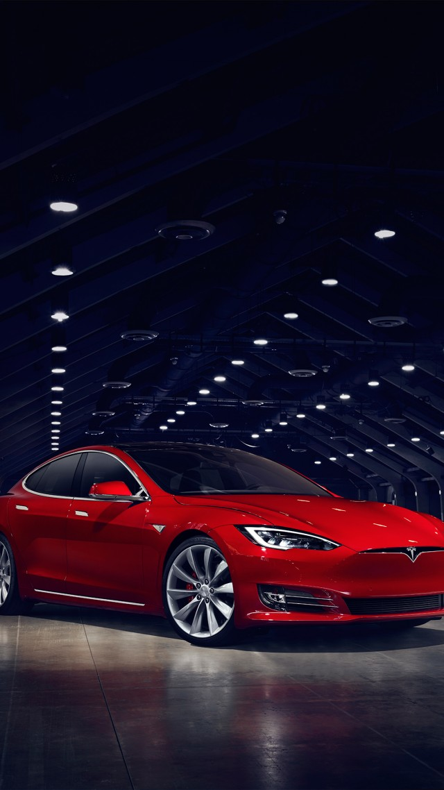 Wallpapers For Girls Spark Wallpaper Tesla Model S P90d Electric Cars Elon Musk