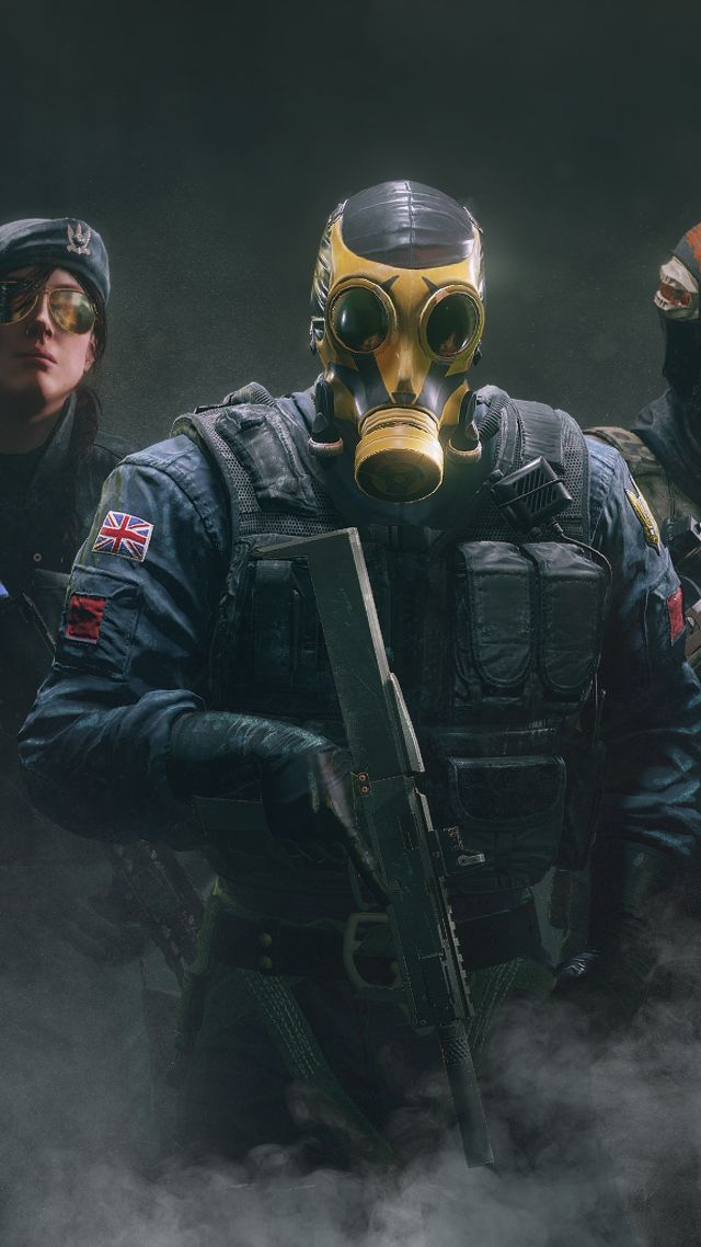 Migos Wallpaper Iphone Wallpaper Tom Clancy S Rainbow Six Siege Operation Black