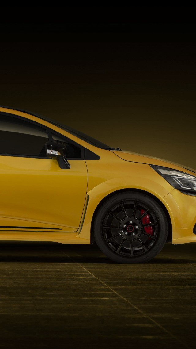 Custom Classic Car Wallpapers Wallpaper Renault Clio Rs 16 Yellow Hot Hatch Cars