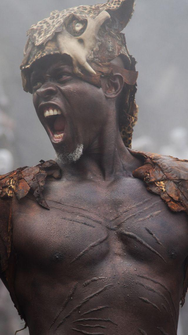 Best Animation Wallpaper For Android Wallpaper The Legend Of Tarzan Djimon Hounsou Best