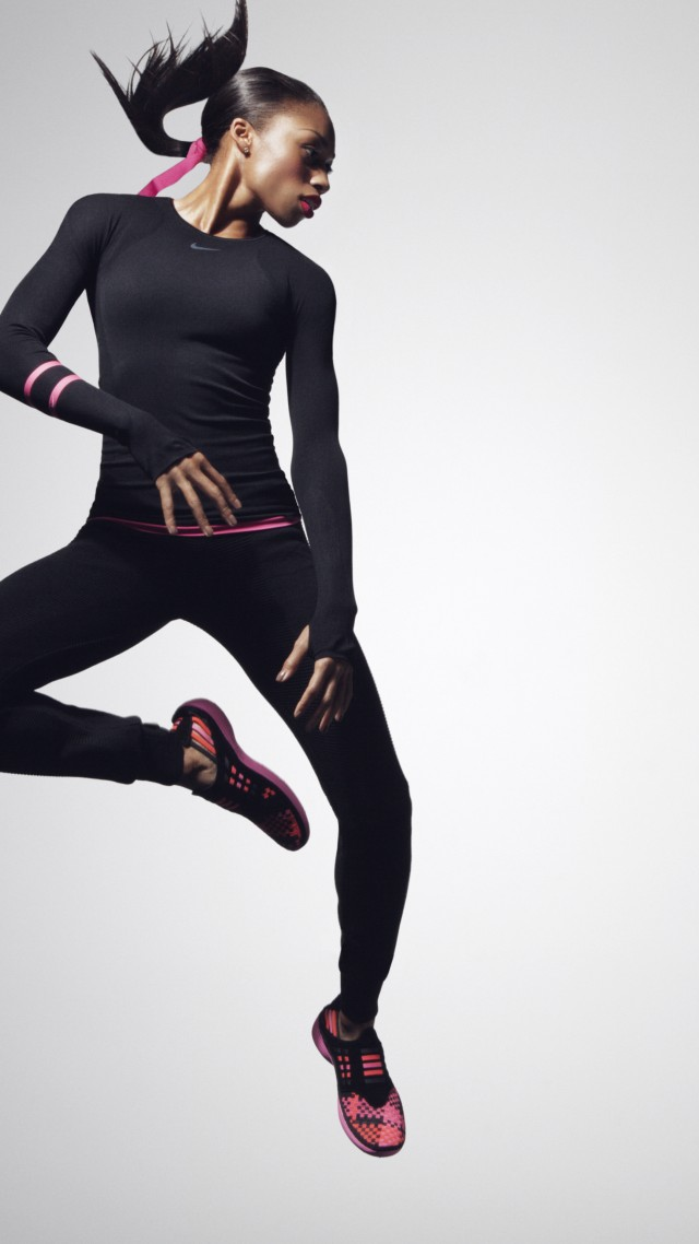 Barca Girl Wallpaper Wallpaper Allyson Felix Nike Weight Loss Running Women