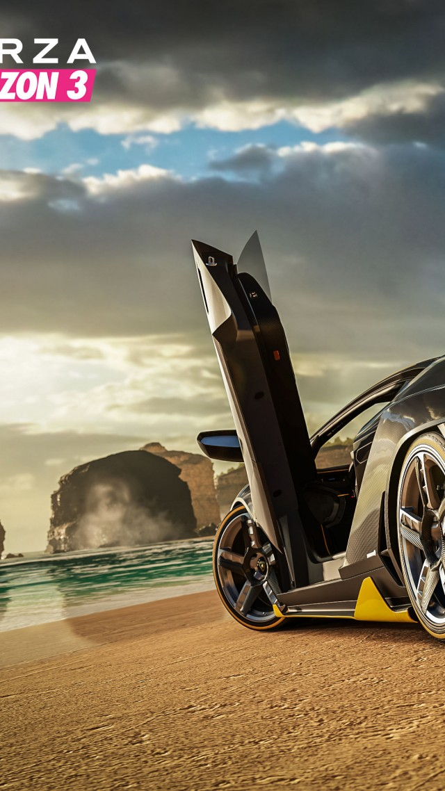 Hd Wallpapers Of Rain With Quotes Wallpaper Forza Horizon 3 Racing Extreme E3 2016 Best