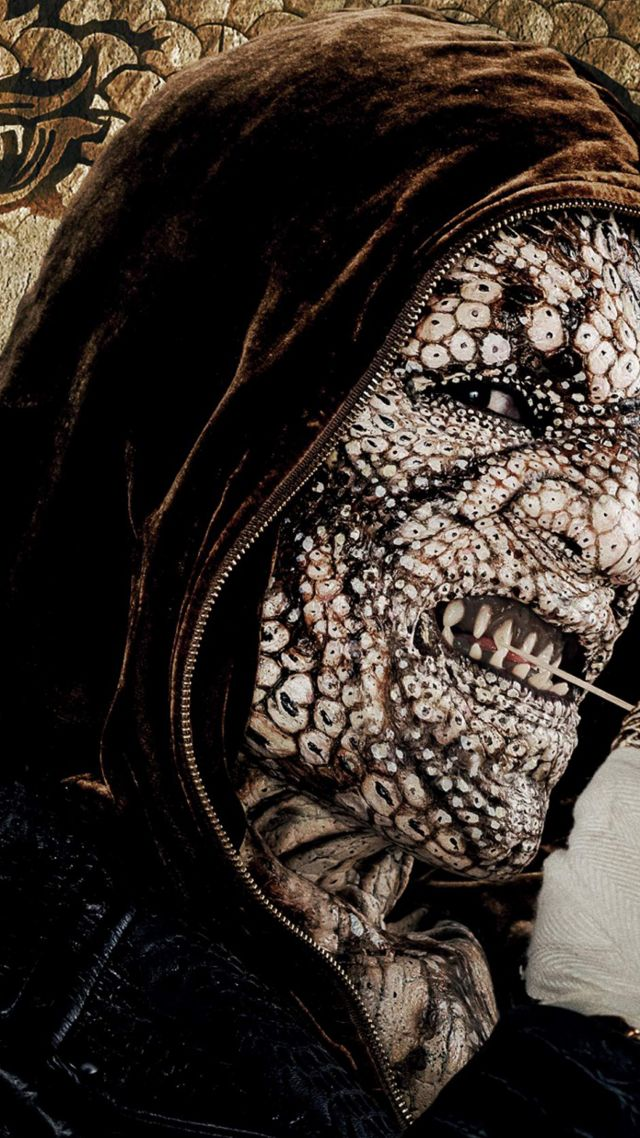Sci Fi Iphone Wallpaper Wallpaper Suicide Squad Killer Croc Best Movies Of 2016