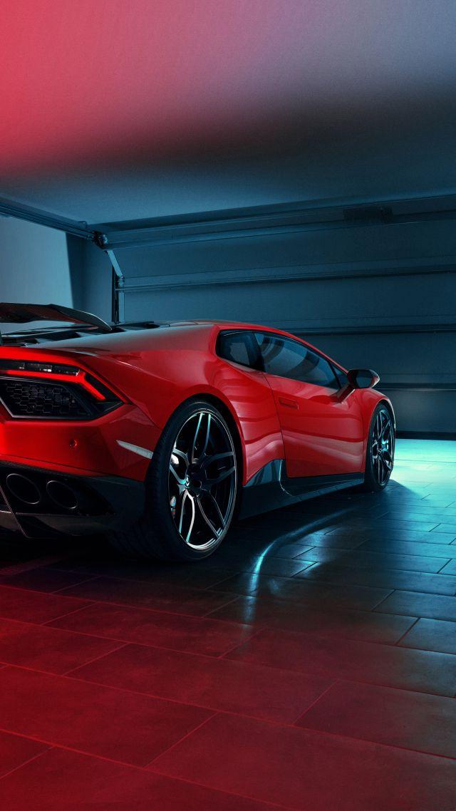 Exotic Hd Car Wallpapers Wallpaper Novitec Torado Lamborghini Hurac 225 N Lp 580 2