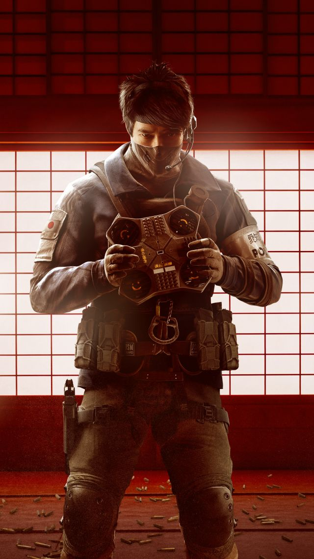Titan Fall 2 Hd Wallpaper Wallpaper Operation Red Crow Tom Clancy S Rainbow Six