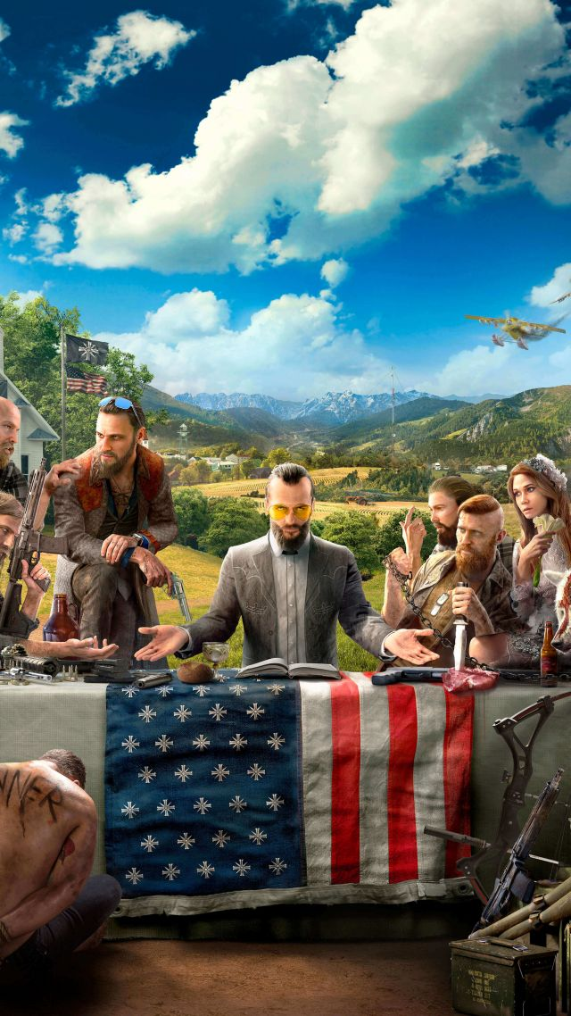 Game Quotes Wallpaper Wallpaper Far Cry 5 4k Hd E3 2017 Games 13862
