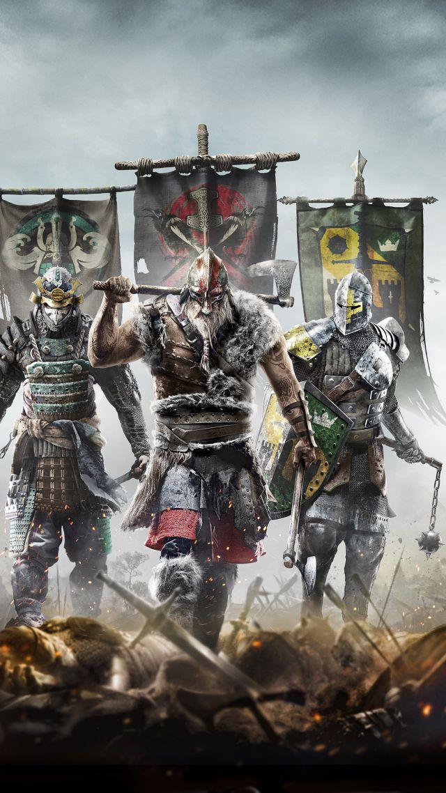 Gamers Quotes Wallpaper Wallpaper For Honor Best Games 2015 Game Pc Ps4 Xbox