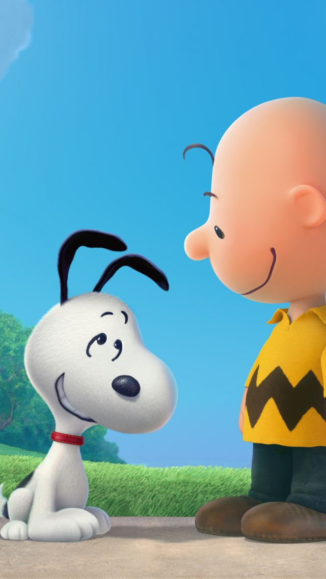 Best 3d Amazing Wallpapers Wallpaper The Peanuts Movie Snoopy Charlie Brown Movies